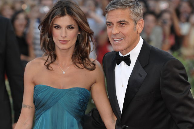 Eye on Stars: George Clooney and Elisabetta Canalis Split and Other Hollywood News