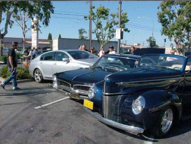 A Crash Of Classic Cars