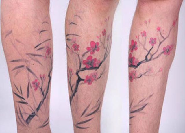 Amazing Watercolor Tattoos