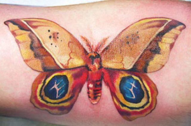 Amazing Watercolor Tattoos