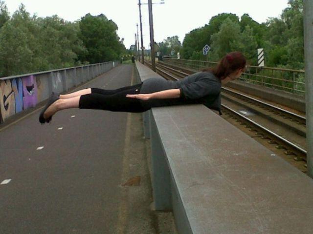 Planking: Weird but Popular Game