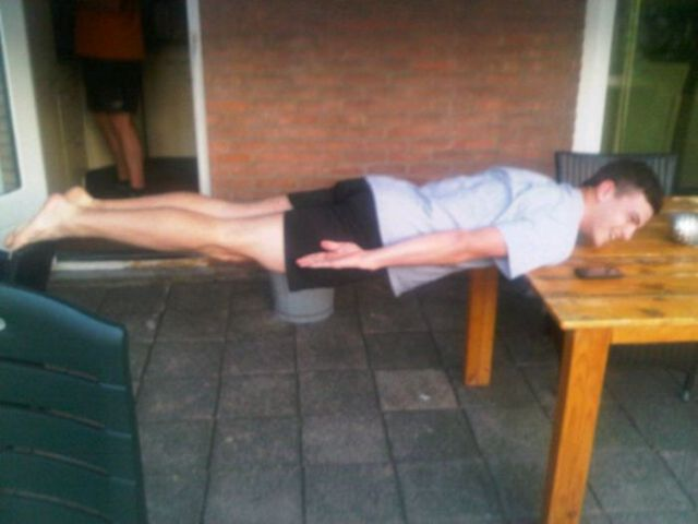 Planking: Weird but Popular Game