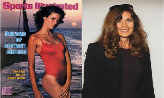 The Hottest 80's Supermodels Past and Present