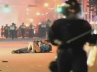 Vancouver Riot Kissing Couple Were also Videotaped