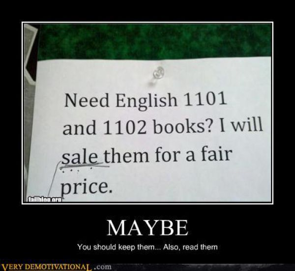 Funny Demotivational Posters. Part 26