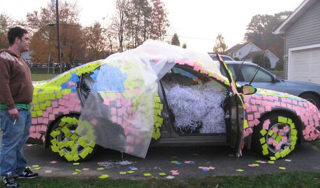 The Most Outrageous Pranks
