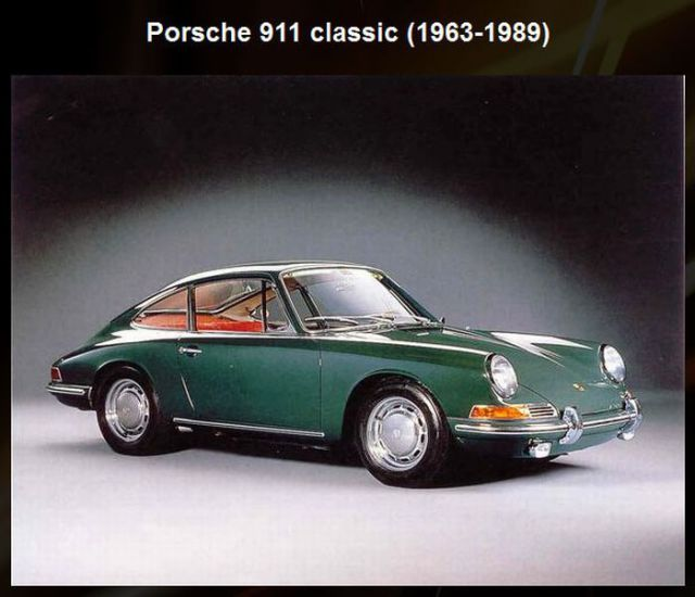 Porsches Evolution