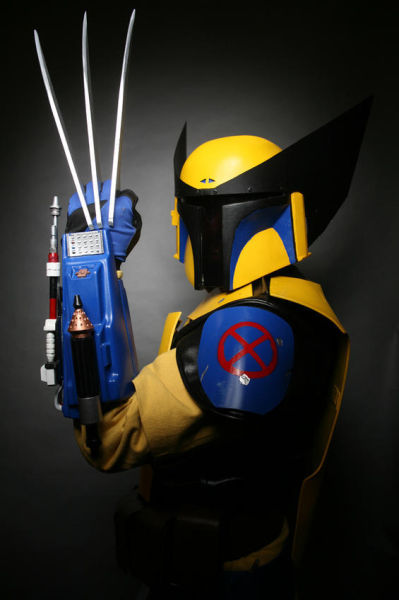 Cool American Cosplay Portraits