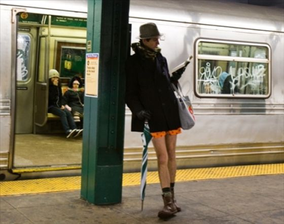Funny Public Transportation Pictures