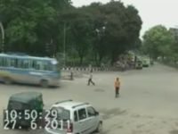 Bus vs Bus Road Accident in Bangladesh