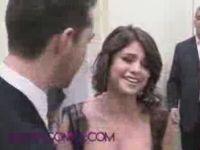 Selena Gomez Meets Shia Labeouf