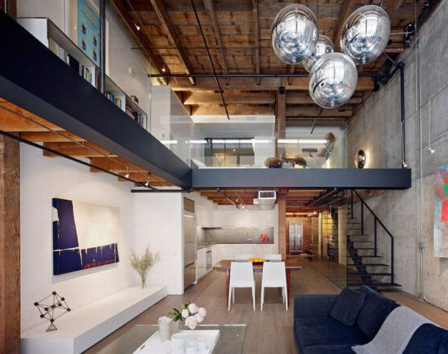 A Warehouse Apartment