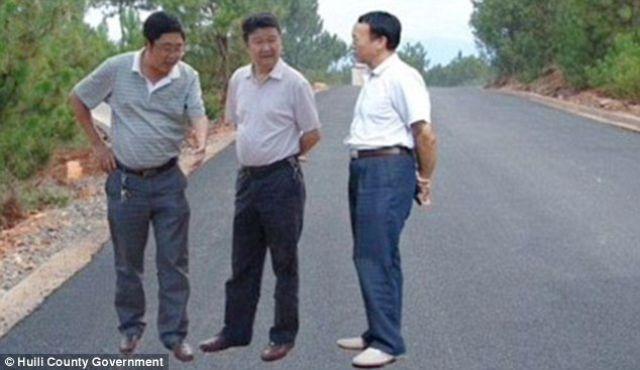 Chinese Propaganda Or The Worst Example of Photoshop