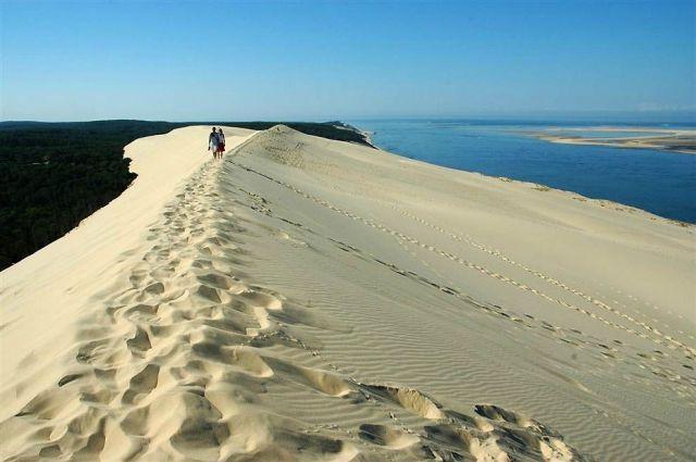 Massive European Sand Dune