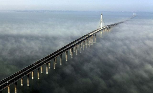 The Longest Sea Bridge in the World