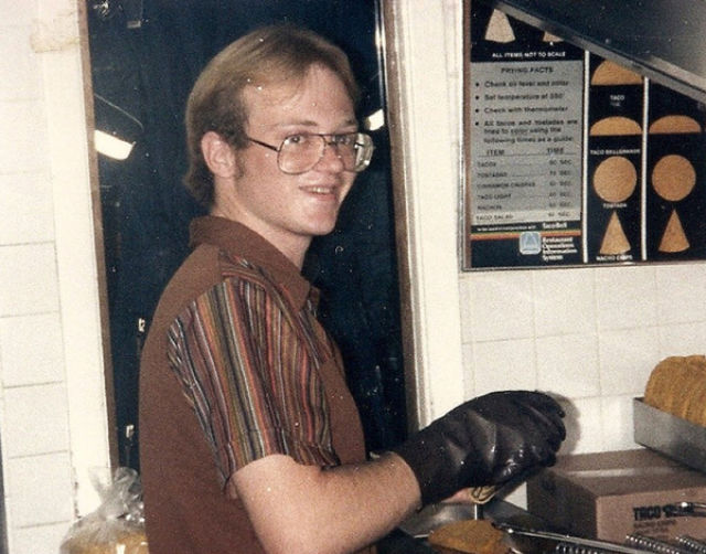 Time Capsule: Taco Bell Circa the 1980s