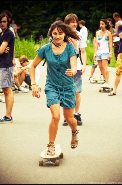 Girls on Skates
