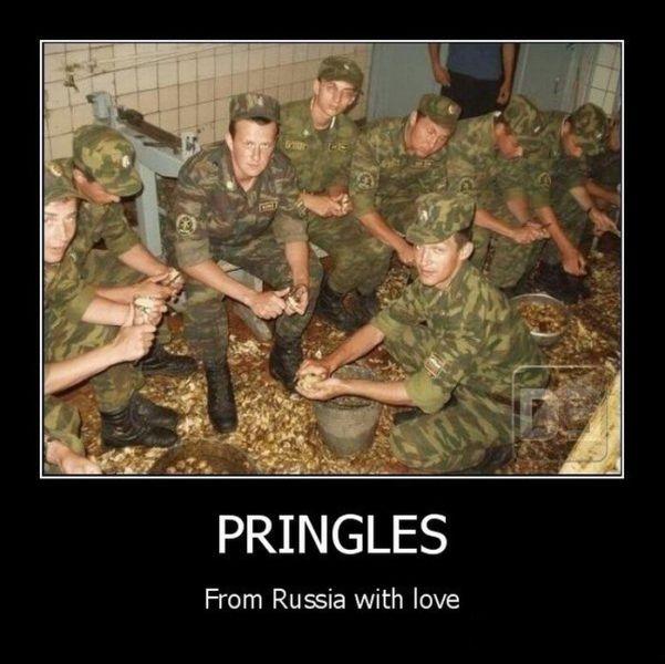 In Soviet Russia…