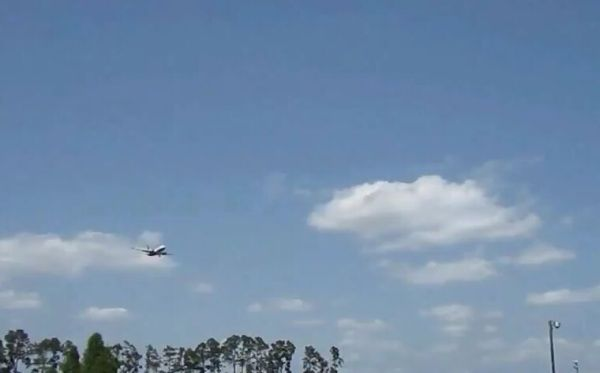 Is This Another Proof of UFO? [VIDEO]