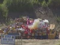 NYPD Sets Off 5,000 Pounds of Confiscated Fireworks