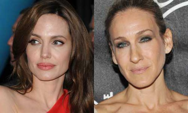 Eye on Stars: Angelina Jolie and Sarah Jessica Parker Tie For Highest Paid Actress and Other Top Hollywood News