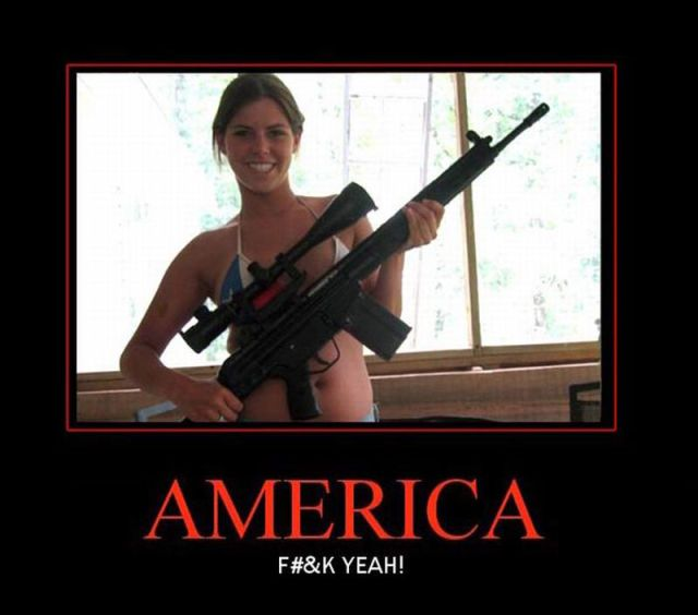 Patriotic American Demotivators