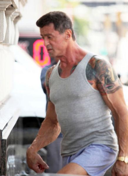 Rambo Turned 65 Years Old