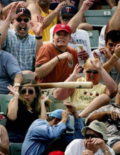 Baseball Flubs
