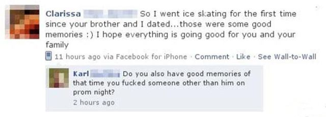 Embarrassing Facebook Breakups for The Entire World to See