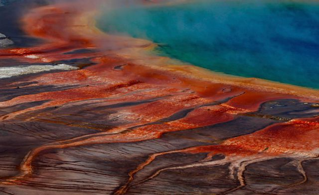 Stunning Images From Yellowstone National Park