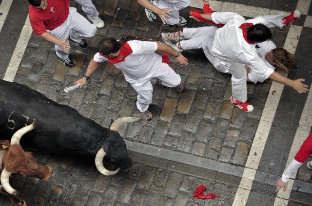 The Running of the Bulls