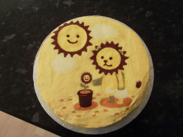 Cool Cake Competition