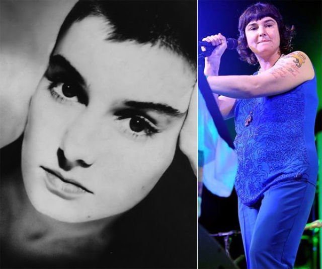 Eye on Stars: Sinead O'Connor Transforms from Fab to Drab and Other Hollywood News