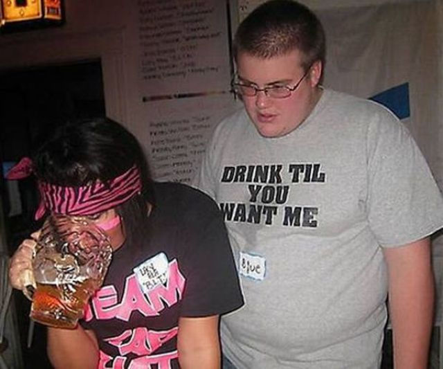 Inappropriate T-Shirts