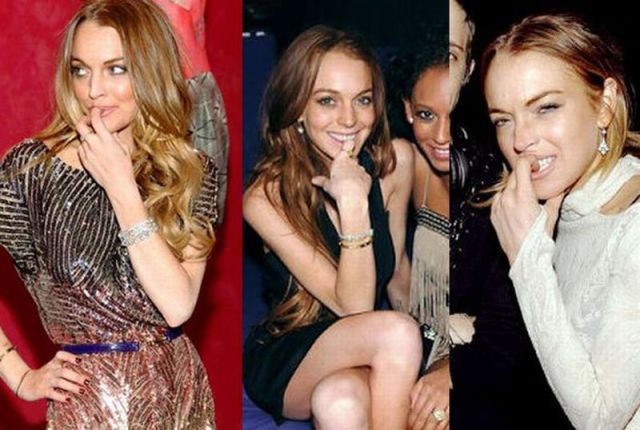 How Celebrities Pose for Photographs