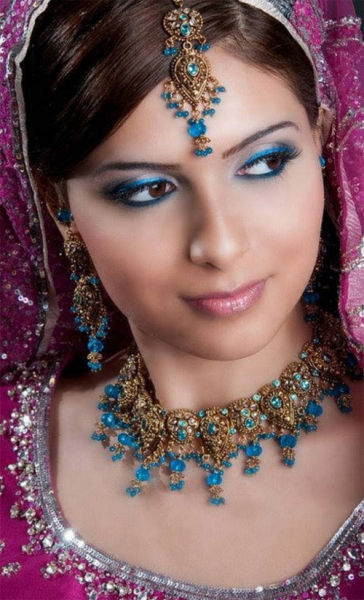 Beautiful Indian Brides