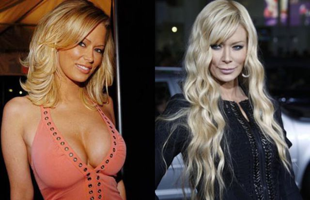 From Hottie to Ugly: Female Celebtrites Who Were Hot