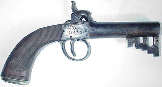 Jailer Key Guns