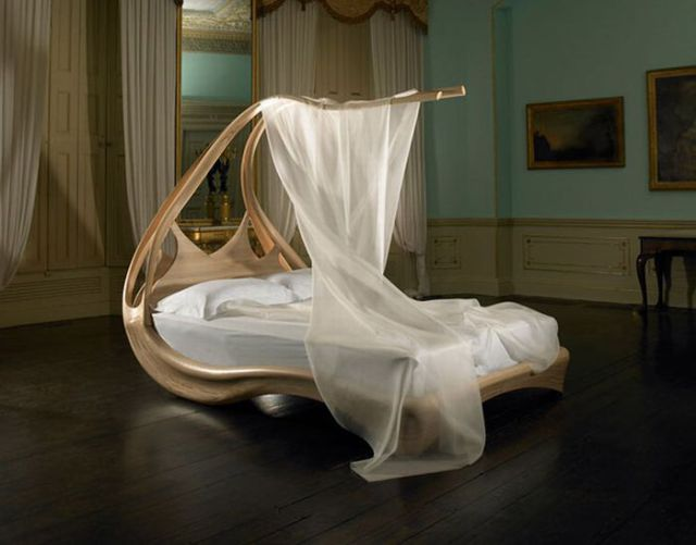 Unorthodox Beds
