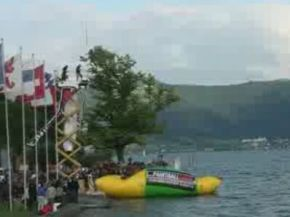 Blob Jump Guinness World Record