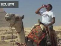 Drinking Coca Cola All Around the World