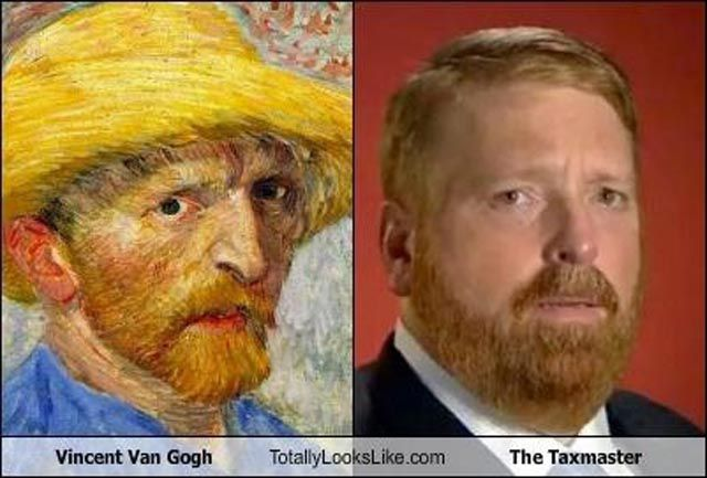 Celebrities who Look Like Historical Figures