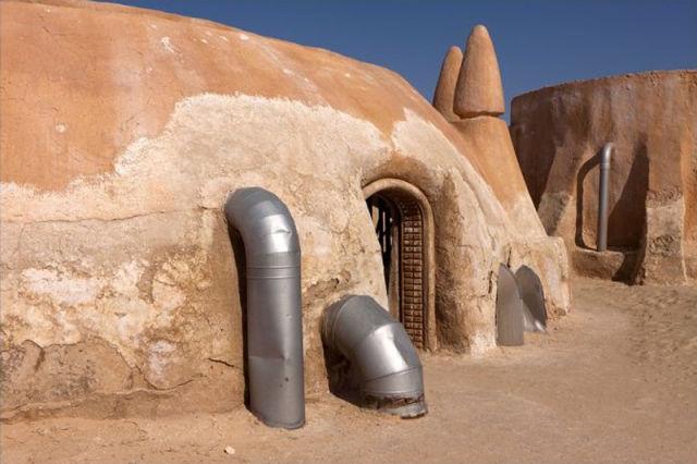Star Wars Shooting Locations