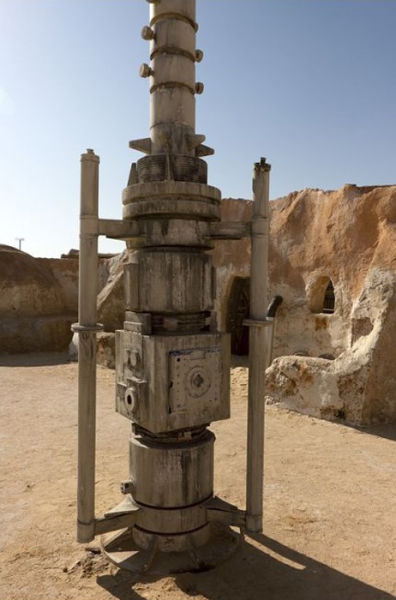 Star Wars Shooting Locations