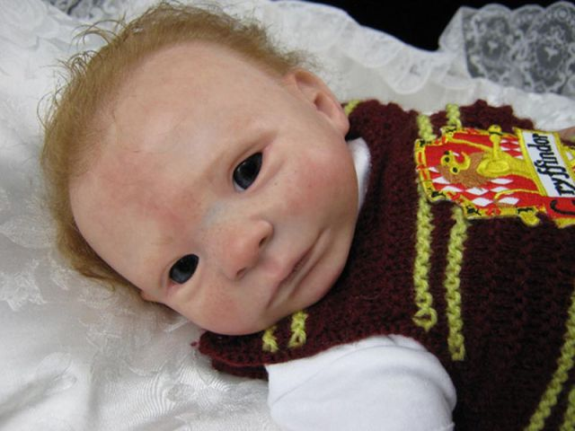 The Ugliest Harry Potter Dolls