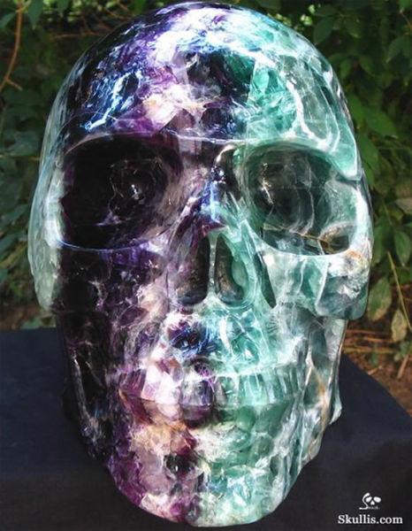 Uncanny Factoid: Skull Rock