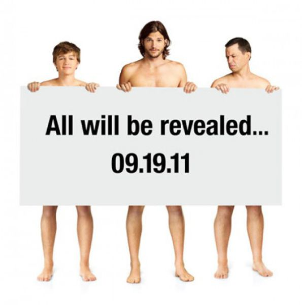 Eye on Stars: Ashton Kutcher Gets Naked For Promo Picture and Other Hollywood News