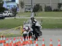 Riding a Motorcycle like a Boss…or a Cop