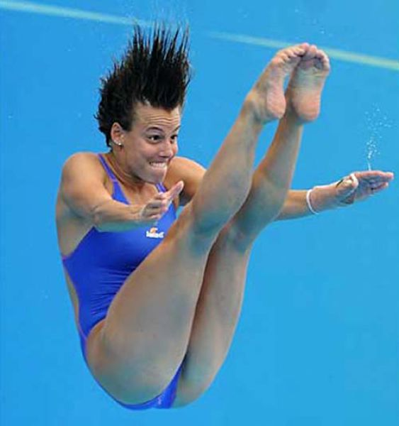 The Most Hilarious Faces of Springboard Divers