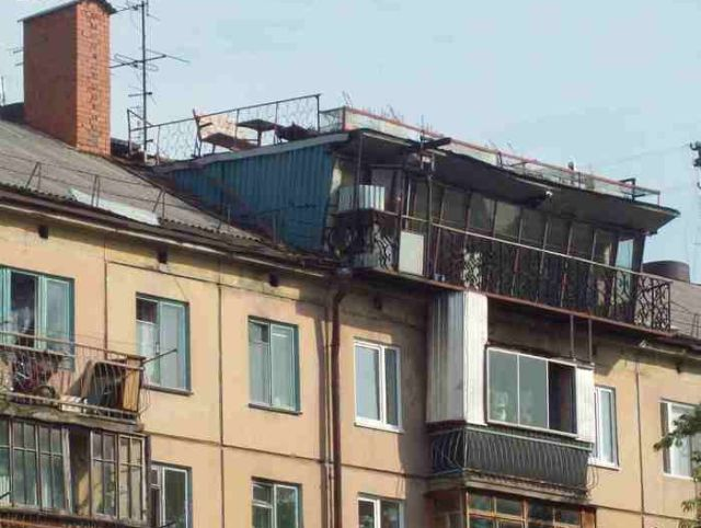 Crazy Construction Ideas